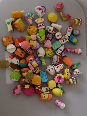 70 pcs Shopkins & 24pcs shopkin happy places for Sale in Kenneth City, FL