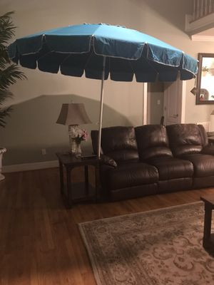Patio Table Umbrella for Sale in Wake Forest, NC