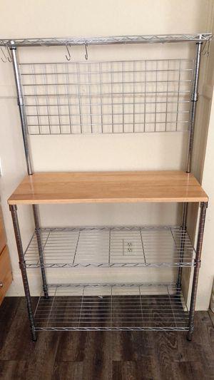 Kitchen baker's rack for Sale in Newport News, VA