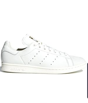 Adidas Stan Smith Premium Triple White for Sale in Fort Smith, AR