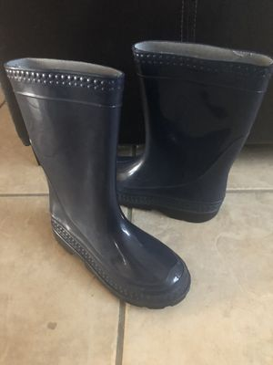 Kids rubber Rain Boots for Sale in Palmdale, CA