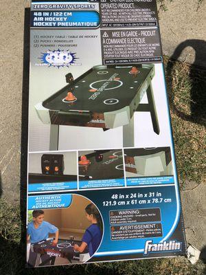 Air hockey table for Sale in Chula Vista, CA