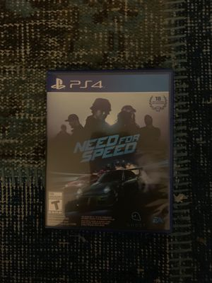 PS4 need for speed for Sale in Costa Mesa, CA