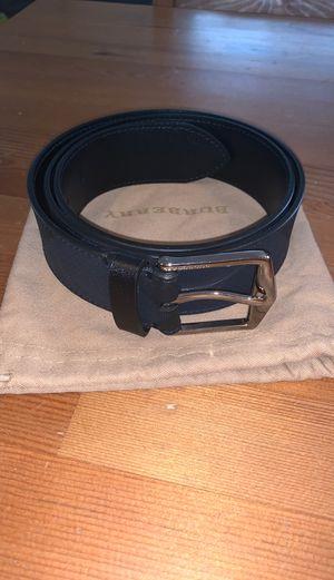 Men's Burberry Belt size 36/90 for Sale in Edmonds, WA