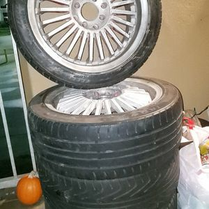 16 In. Rims for Sale in Salinas, CA