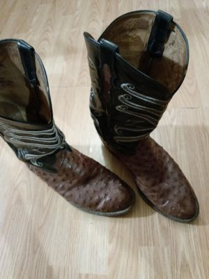 Ostrich boots for Sale in Gonzales, LA