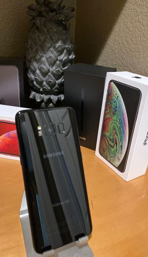 Samsung galaxy S8 64 GB unlocked for Sale in Temecula, CA