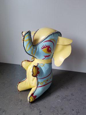 Vintage Vinyl elephant stuff toy for Sale in Skokie, IL