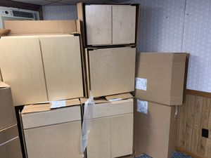 Cabinets for office or garage or small kitchen new for Sale in Lincoln, RI