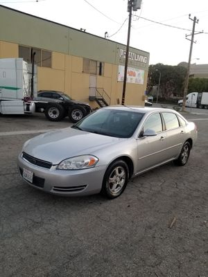 2008 Chevrolet Impala LS FlexFuel 6 Cylinder Bluetooth No Check Engine Light for Sale in Los Angeles, CA