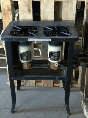 Vintage oil stove for Sale in Wellington, CO