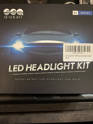 9007 LED bulbs (new) for Sale in Tampa, FL