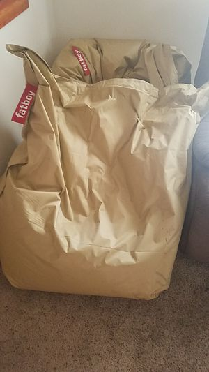 XL Bean bag chairs for Sale in Modesto, CA