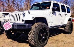 2012 Jeep Wrangler for Sale in Columbus, NJ