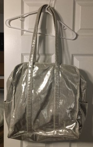 Large Silver Purse - see description for Sale in Saint Charles, MO