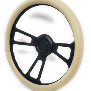 """New 14"""" Steering Wheel With Horn. You Choose Color Wrap Fits Chevy Ford Jeep Dodge for Sale in Pomona, CA"""