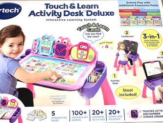 vtech Touch & Learn Activity Desk for Sale in Livermore,  CA