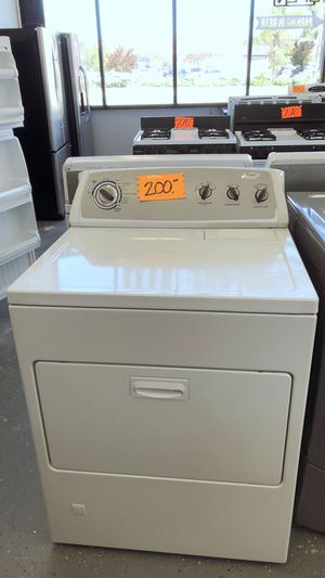 Whirlpool GAS Washer for Sale in Long Beach, CA