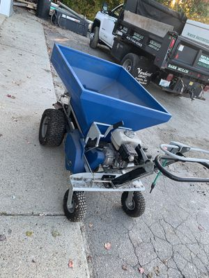 Eco 250 top dresser! Commercial grade! for Sale in Glocester, RI
