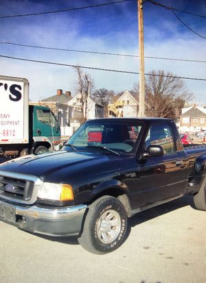 2004 FORD RANGER MANUAL for Sale in Everett, MA