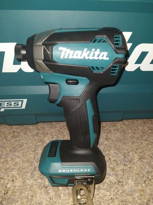 New Makita 18V Brushless Impact driver 1/4 for Sale in Chula Vista, CA