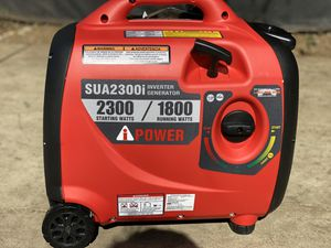 2300 Watt Silent Generator for Sale in Pomona, CA