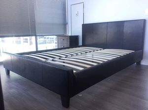 Queen bed frame for Sale in La Porte, IN