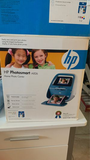 HP Photosmart A820 series for Sale in El Paso, TX