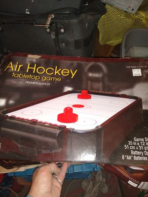 Table Air Hockey Game for Sale in Essington, PA