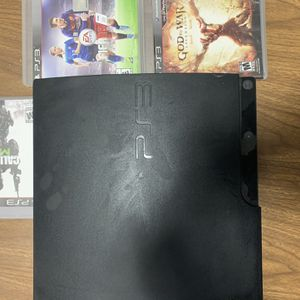 PS3 And 3 Games for Sale in Austin, MN