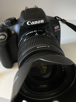 Canon Rebel T6 for Sale in Hudson,  NH