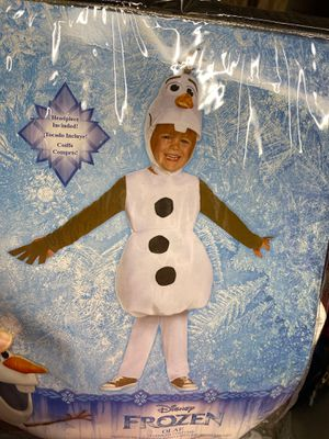 Olaf costume 12-18 months for Sale in Staten Island, NY