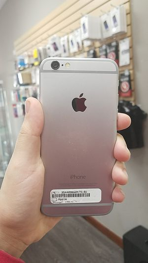 IPhone 6 128gb unlocked for Sale in Dallas, TX