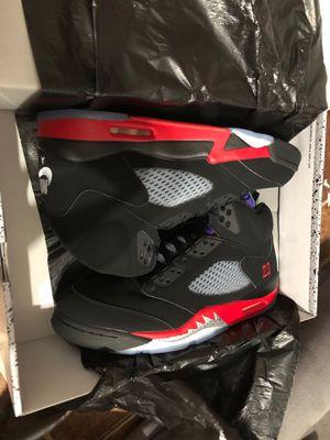 "Air Jordan 5 retro ""top three"" for Sale in Rancho Dominguez, CA"
