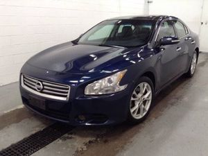 2012 Nissan maxima leather navigation for Sale in Manassas, VA