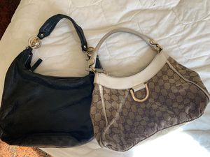 Two authentic Gucci bags for Sale in Las Vegas, NV