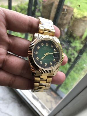 Green dial watch for Sale in Orlando, FL