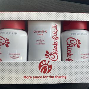 Chick-fil-A Sauce(pack of 3) for Sale in Irvine, CA