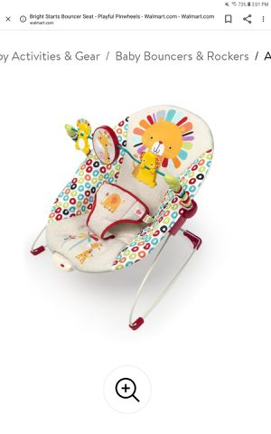 New baby bouncer seat for Sale in Cumming, GA
