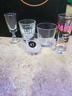 Collection of shot glasses for Sale in Land O Lakes, FL