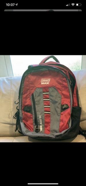 Coleman Mac Elate Survival Pack Backpack - 38L for Sale in Farmington, CT