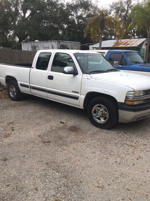 Chevy Silverado 02 extra cab for Sale in St. Augustine, FL