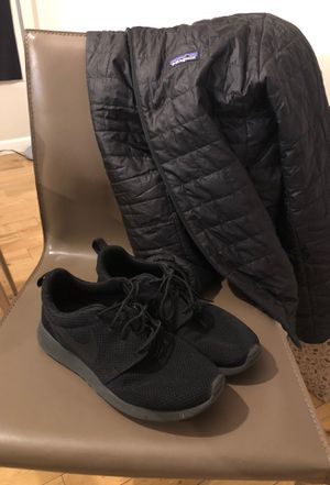 Patagonia jacket + Nike shoes excellent condition for Sale in Portland, OR