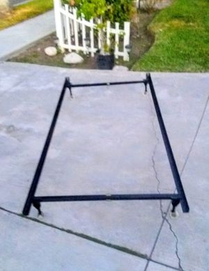 Twin Bed Frame Full Bed Frame for Sale in Whittier, CA