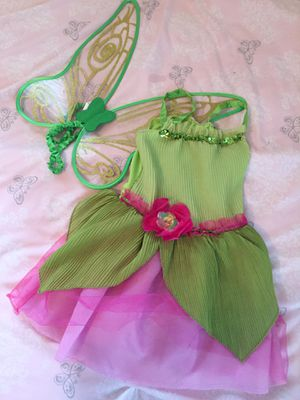 Tinkerbell / fairy costume size 2/4 for Sale in Washington, DC