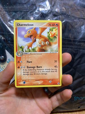 Pokemon card Charmeleon 2004 for Sale in Miramar, FL