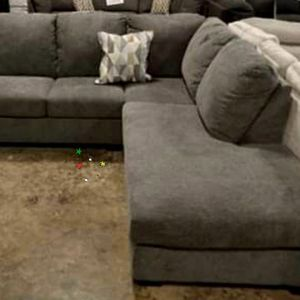 New SPECIAL] Dalhart Charcoal LAF Sectional IN STOCK for Sale in Arlington, VA