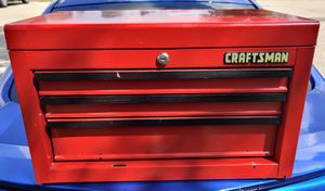 Craftsman tool box for Sale in Palatine, IL