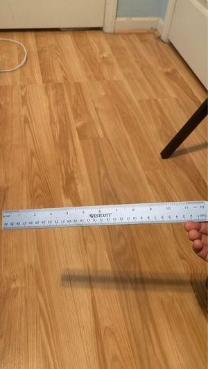 Titanium ruler-75$ for Sale in Greensboro, NC