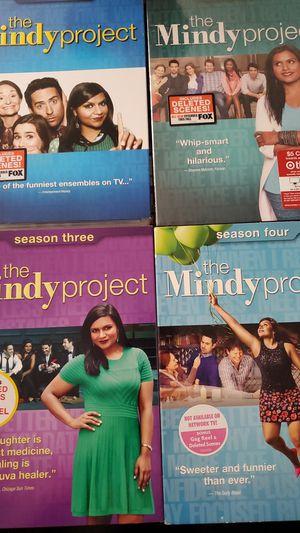 The Mindy project- seasons 1-4 for Sale in Hemet, CA